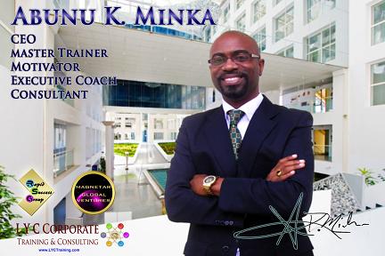 Photo of Abunu K. Minka - Expert Trainer & Consultant