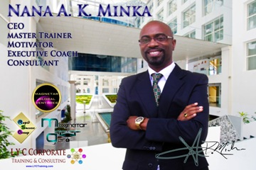 Photo of Abunu K. Minka - Expert Trainer & Consultant